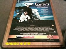 Contact (Jodie Foster, Matthew McConaughey) Movie Poster A2