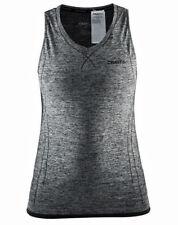 Funktionsshirt Trägershirt CRAFT Active Comfort, Damen, ärmellos, schwarz grau