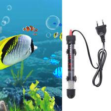 Small Submersible Fish Tank Heater Indication Automatic Aquarium Heating Rod
