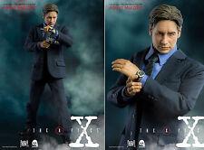 Acconto Preorder : X-files Agent Mulder 1/6 Action Figure Threezero 30 cm Nuovo
