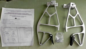 Werner 28-4 Replacement Rung Lock Kit for D1500 Series Werner Extension Ladders