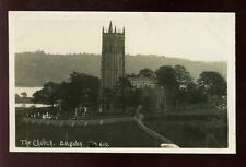 Somerset BLAGDON The Church early RP PPC Viner Bromo card