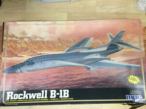 MPC 1/72 scale Rockwell B-1B