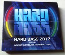 HARD BASS 2017  -   4CD..