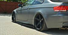Seitenschweller leisten für BMW M3 3er E92 E93 Coupe Cabrio skirts schweller ABS
