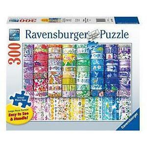 Ravensburger Washi Wishes 300 Pieces Large Format Jigsaw Puzzle