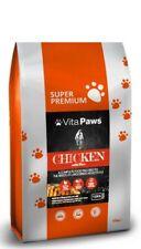 Super Premium Large Breed Adult Dog Food * Chicken & Rice *Hypoallergenic *12kg