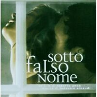 "LUDOVICO EINAUDI ""SOTTO FALSO NOME""  CD NEU"