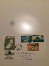 Antigua Stamps 1969 FDC Anniversary Of Redonda Phospate Industry