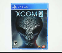 XCOM 2 Sony PlayStation 4 Video Game PS4 Brand New Sealed Strategy Tactical War