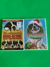 Beethoven's Dog-gone Best Movie Pack*6+1 + Xmas Adven-(7-FILMS-BRAND NEW SEALED!