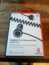 Griffin PowerJolt SE 12V 2.1A Car Charger for old Apple iPhone iPod iPad | NEW