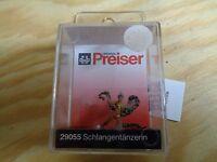 H0 Preiser 29055 Schlangentänzerin. Figura. Conf. Orig.