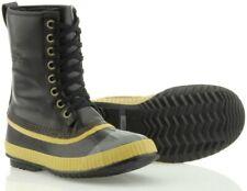 Sorel Sentry Snow Boots Black Size 10