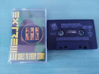 Extreme III Sides To Every Story Cinta Tape Cassette Spain Edition A&M