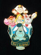Disney DLR Disneyland Attractions Alice in Wonderland Caterpillar Car Pin 14794