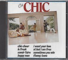 Chic/C'EST CHIC * NEW CD * NOUVEAU *