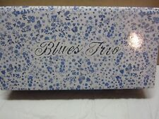"""Blue Eyeshadow Palette Macy's Gifts """"Blues Trio"""" and Pencil Set New #733"""