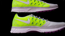WOMENS Nike  ZOOM VOMERO+ 9   Running Shoes  Size  10 VOLT GRAY