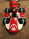 Super Mario Brothers Mario Cart Remote Control Car Cart Racing Car Only