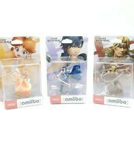 Nintendo amiibo 3er Bundle no. 71+ 78 + 80 Daisy, Simon, cromo NUOVO OVP SMASH BRO