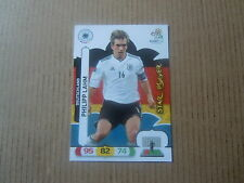 Carte adrenalyn panini - Euro 2012 - Allemagne - Philipp Lahm - Star Player