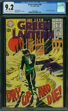 Green Lantern #65 CGC 9.2 -- 1968 -- Doctor Polaris app. #1996424003