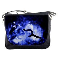 Unisex School Messenger Bag Pokemon Go Umbreon Shoulder Travel Notebook