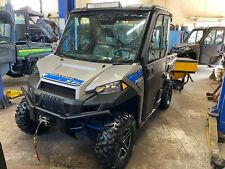 2017 POLARIS RANGER XP900, EPS LE, CAB, HEAT, BRAND NEW WINCH, RADIO, LED, WIPER