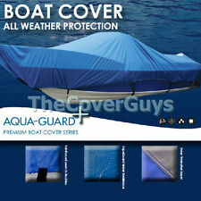 Boat Cover 16-18ft Heavy Duty 600D  Half Cabin Cuddy Aquaguard Platinum Plus