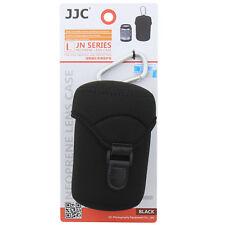 NEW JJC Lens Case (L) LARGE SIZE neoprene Protector Bag with Metal Hook