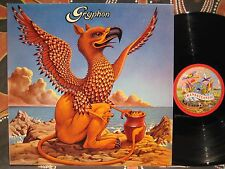 GRYPHON Self Titled ~ RARE! 1973 UK Transatlantic Records First Pressing LP
