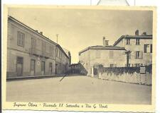 FAGNANO OLONA FG  VIAGG 1939  VIAG. VERDI + CASA DEL FASCIO BELLA OCC