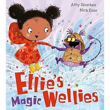 Ellie's Magic Wellies by Sparkes, Amy | Paperback Book | 9781405273794 | NEW
