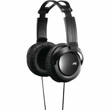 JVC High Quality Full Size Extra-Bass Headphones (HARX330)
