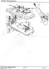 """Honda engine to deck belt 48"""" 122cm HF2218 HF2200 HF2620HME/A HF2620HTE/A HF2220"""