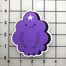 "Adventure Time Lumpy Space Princess 4"" Tall Vinyl Decal Sticker BOGO"