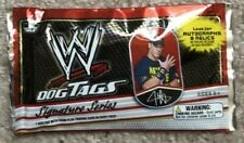 2013 Topps WWE Wrestling Signature Series Dog Tag Hot Pack Guaranteed Relic/Auto