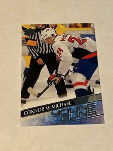 2020-21 Upper deck Connor McMichael Young Guns Rookie RC