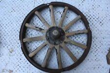 "Chevrolet 490 Superior Wood Spoke Wheel 23"" Rim 1921 1922 1923 1924 489"