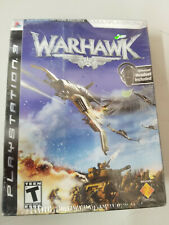 Warhawk PS3 Playstation 3 PSN Exclusive Complete Sealed Box Set w/ Headset