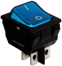 Interruptor conmutador basculantes de botón DPST ON-OFF 10A/250V, 2 posiciones