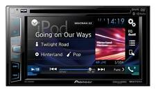 NEW Pioneer Bluetooth Car Audio CD DVD Head Unit.Amp Receiver.DDin.Touch.Nav.