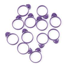 Cake Decorating Decoration Sugarcraft Icing Squeeze Out Bag Ties 12 pack B