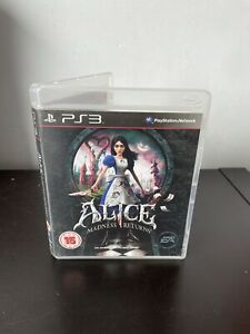 Alice Madness Returns PlayStation 3 (PS3)