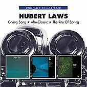 Hubert Laws - Crying Song/Afro-Classic/The Rite of Spring (2014)  2CD NEW/SEALED
