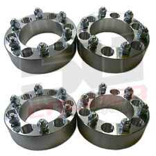 "4 6x5.5 Wheel Spacer 6 x 139.7 1"" Acura Chevy Chevrolet GMC Truck Suburban GM"