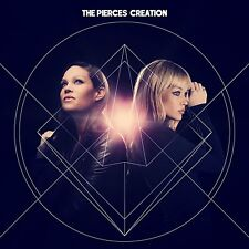 THE PIERCES - CREATION: CD ALBUM (September 1st 2014)