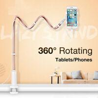 """3.5-6.3"""" PORTA CELLULARE SUPPORTO PER SMARTPHONE Telefono regalo letto Tavolo"""