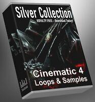 Cinematic Loops Silver Collection Part 4 Cubase Reason Presonus Ableton FLStudio